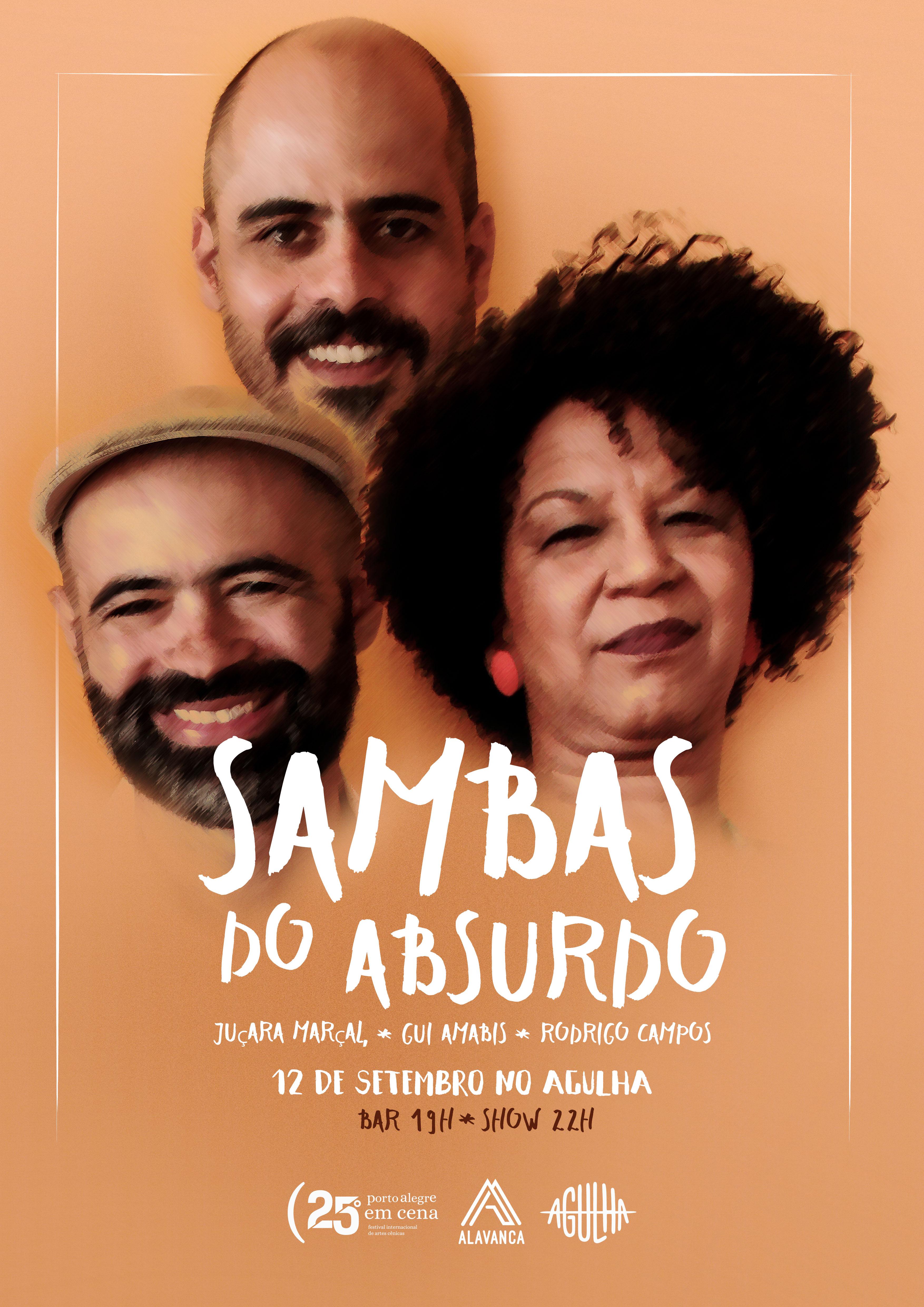 divulgação show agulha porto alegre