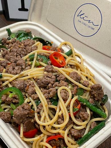 Impossible Spaghetti Kee Mao