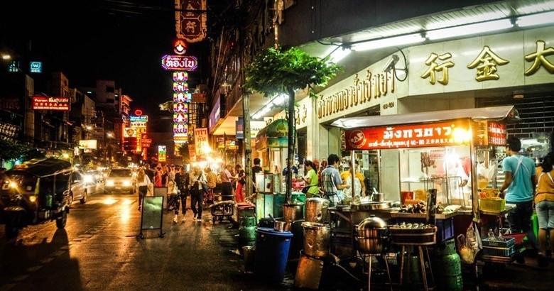 Thailand Street Food Scene