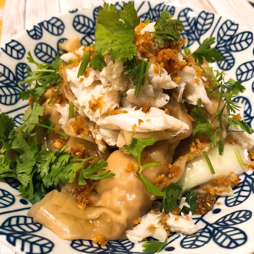 Thai Raviolis