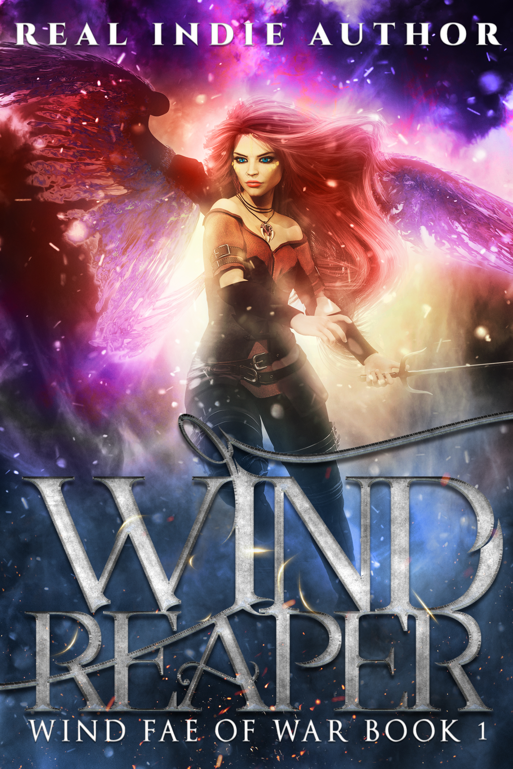 2019-03.1d Winged Woman Ebook