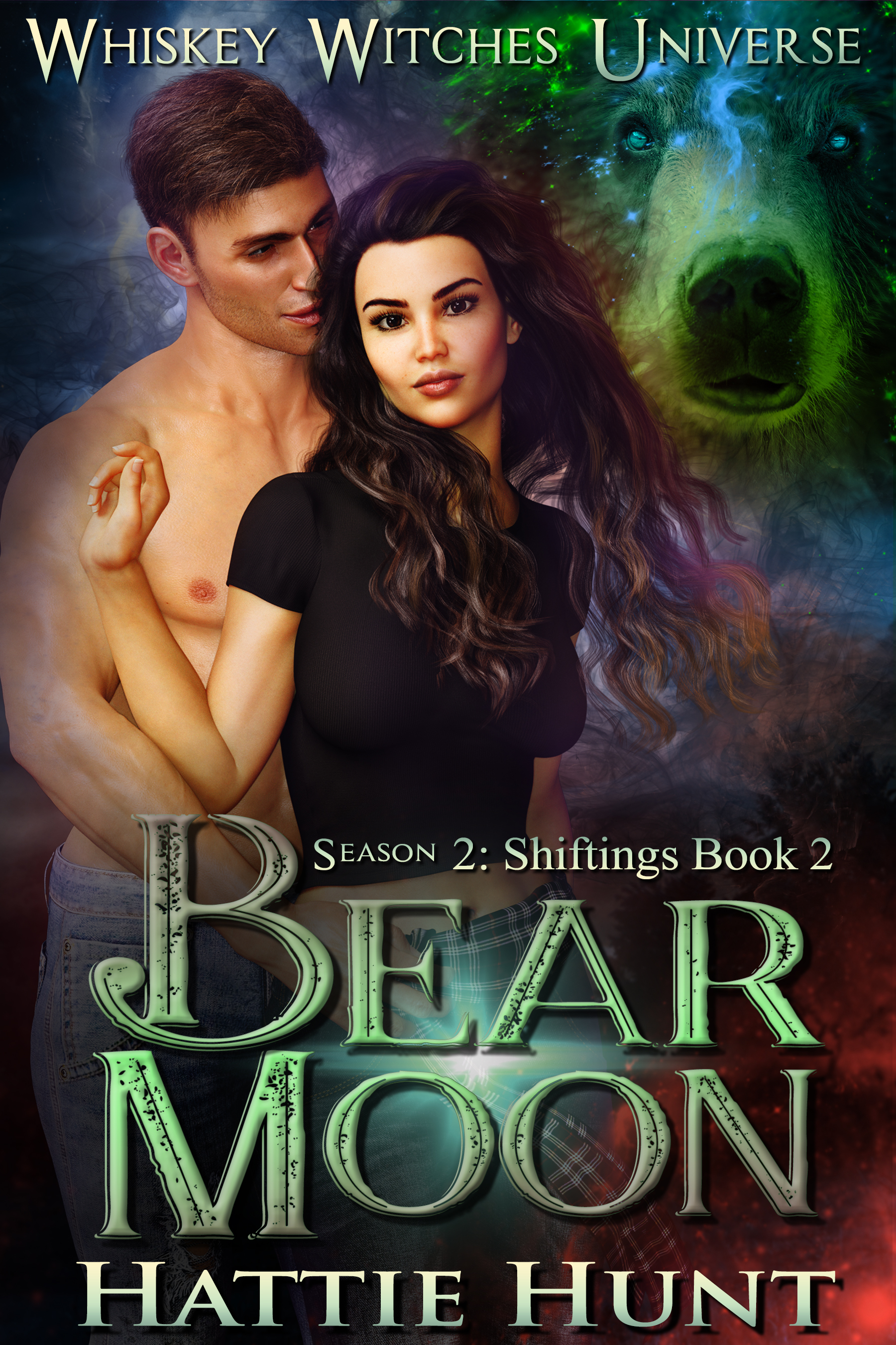 2.2019 Bear Moon ebook