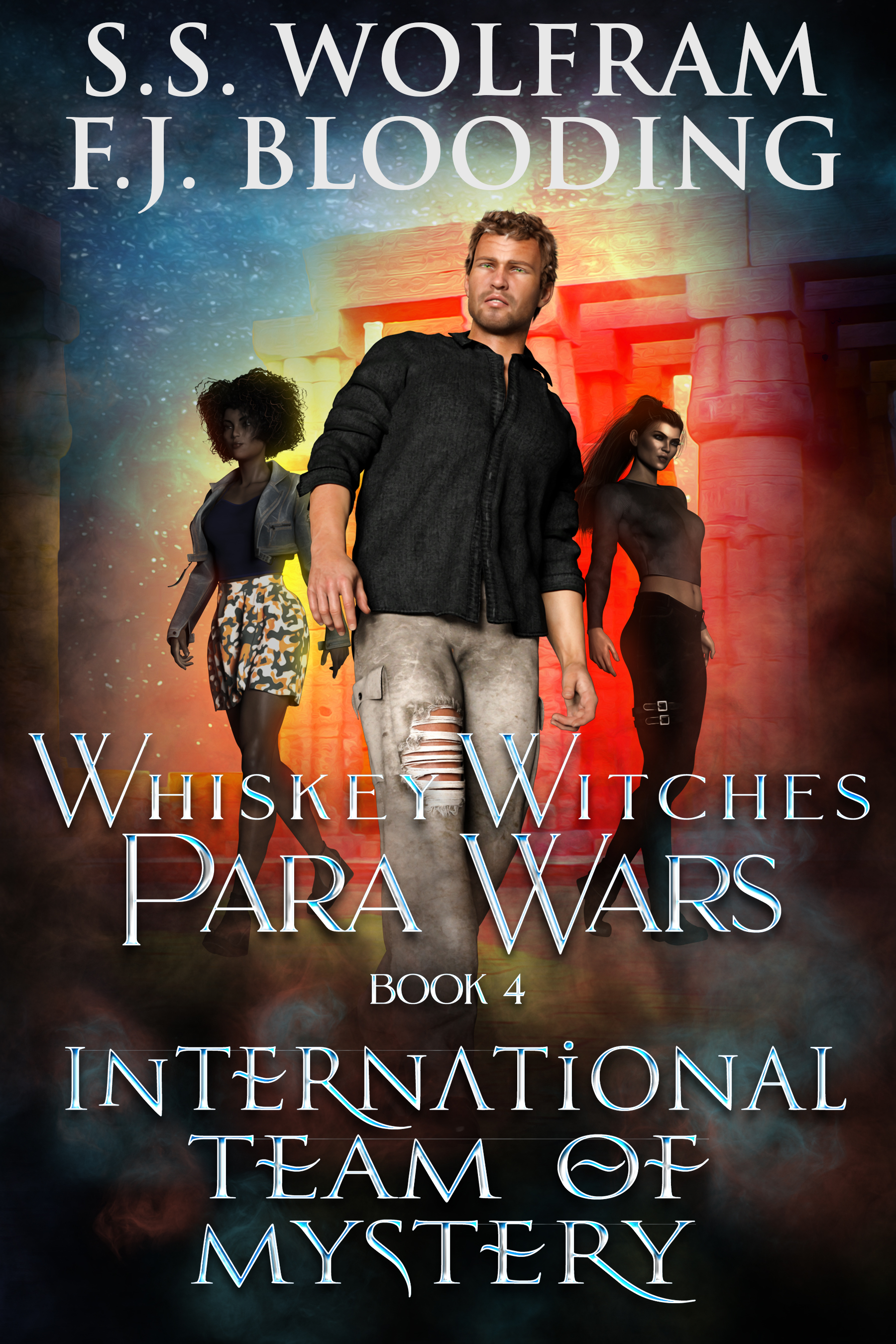 4pw International Team of Mystery ebook.