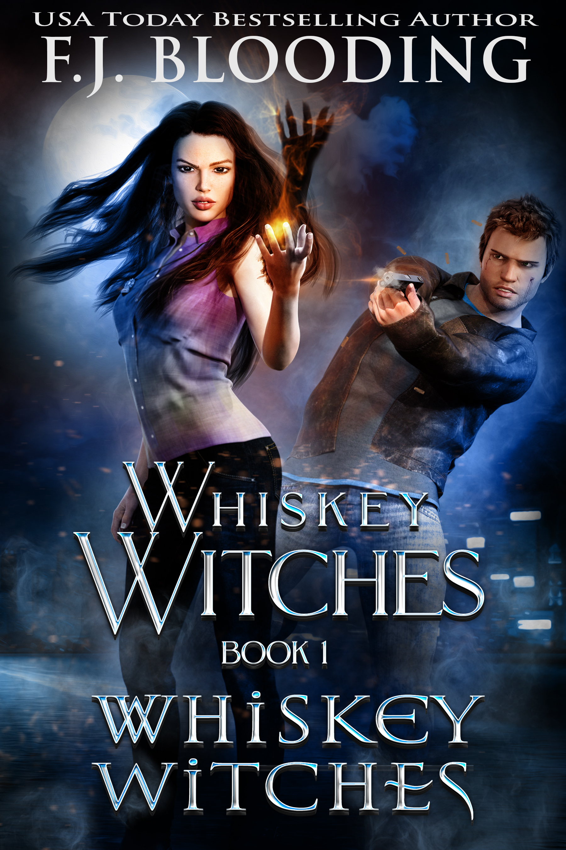 1.2020.1 Whiskey Witches ebook