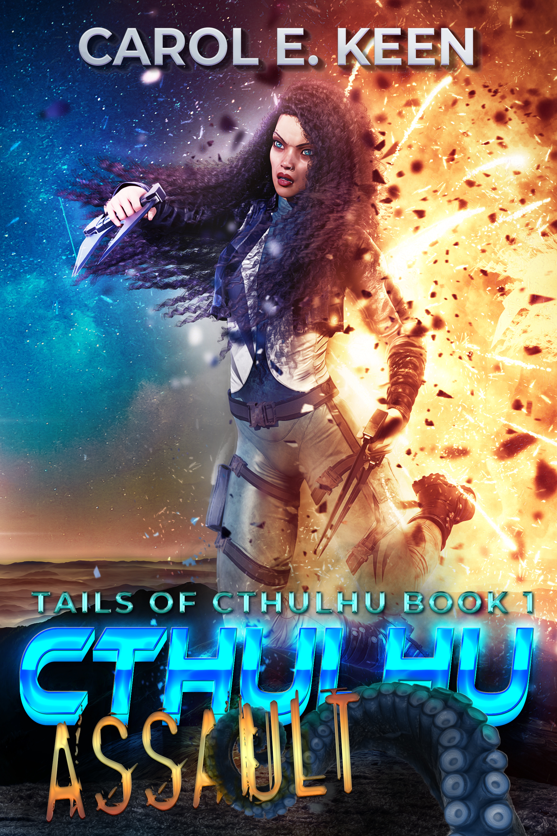 2019-05.1E Cthulu Woman Carol EBOOK