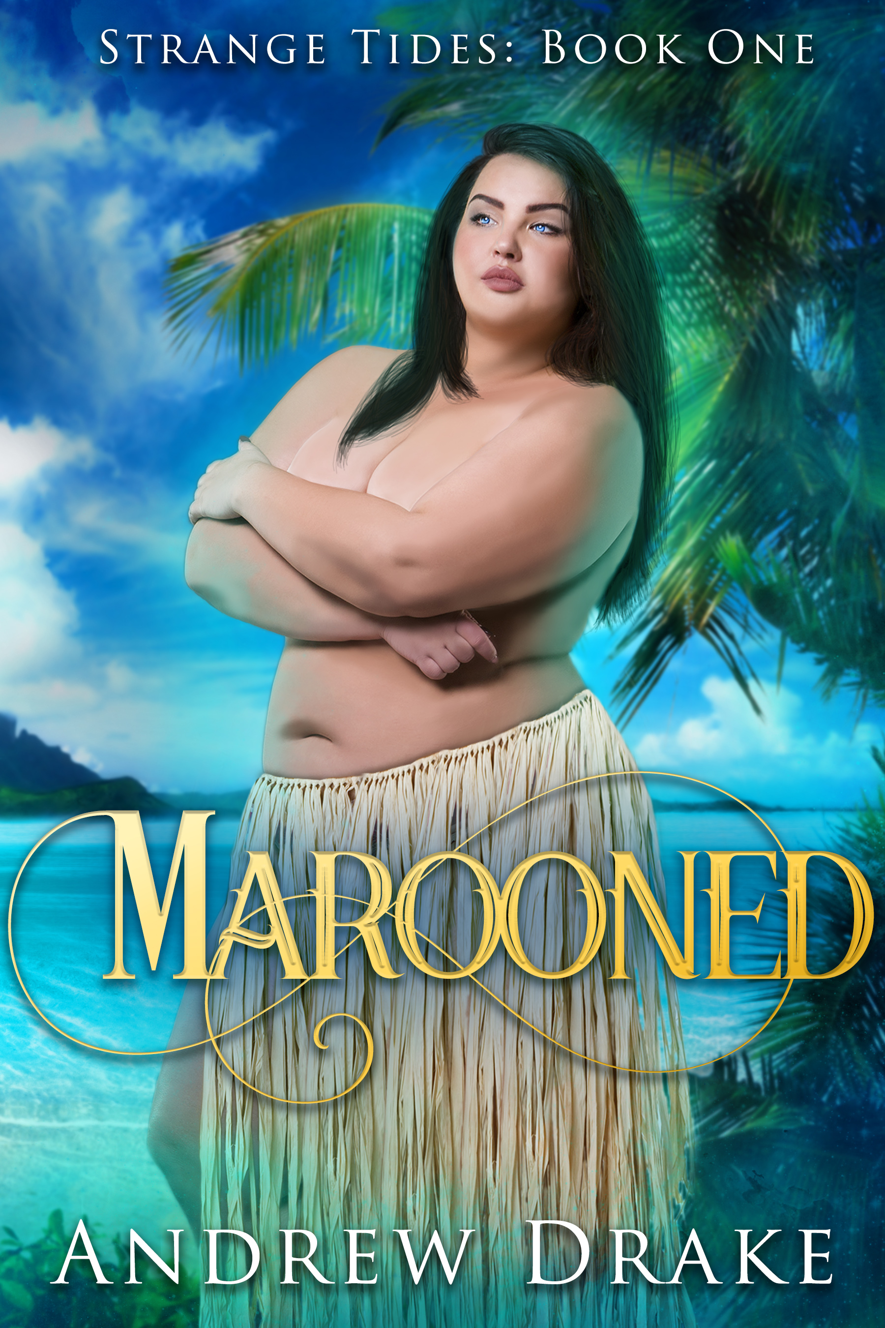 1 Marooned e-book
