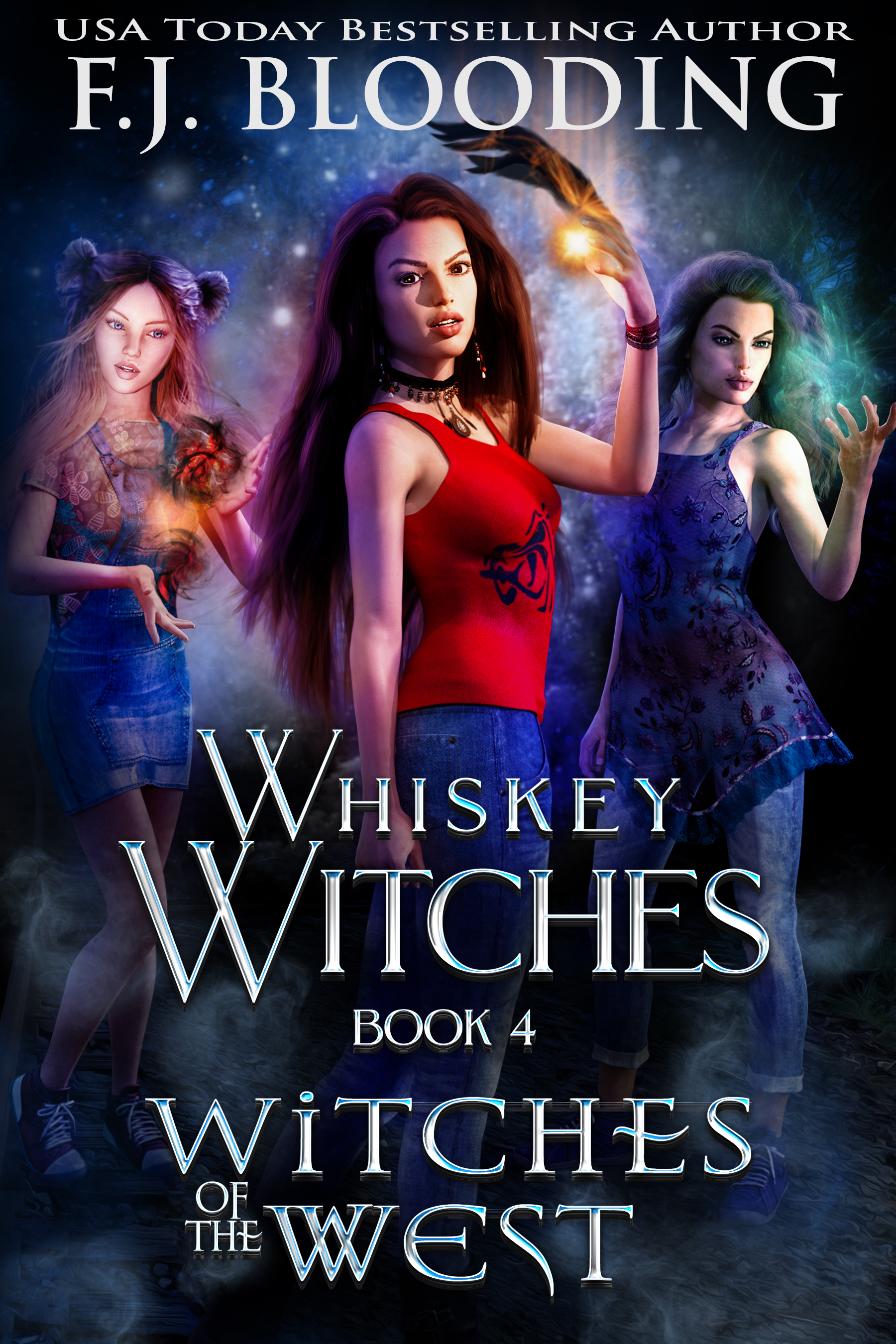4.2020.1 Witches of the West Ebook