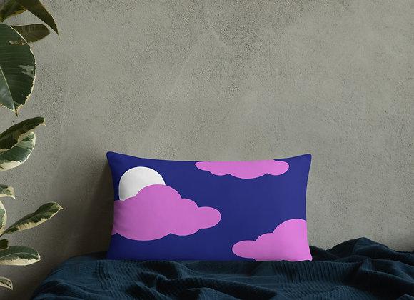 Bri Simpson signature pillow