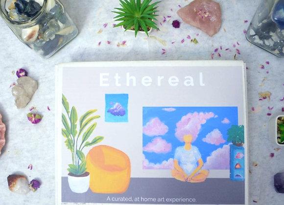 """Ethereal"" Art box"