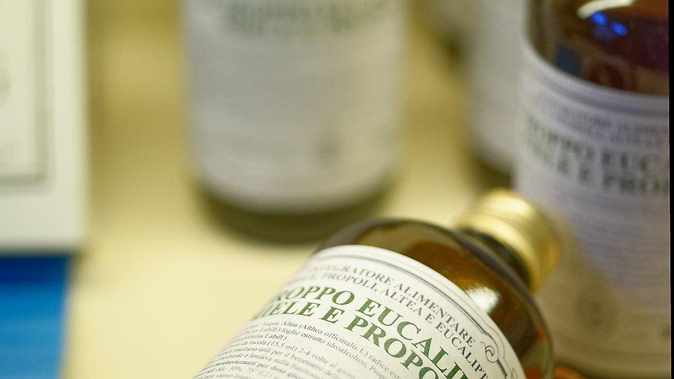 Sciroppo Eucalipto Miele e Propoli (250cl)