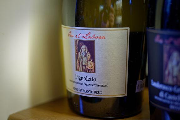 Pignoletto (spumante 75 cl)