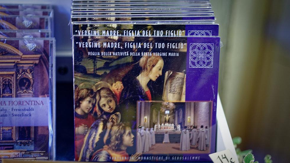 Cd dei canti nella Badia Fiorentina