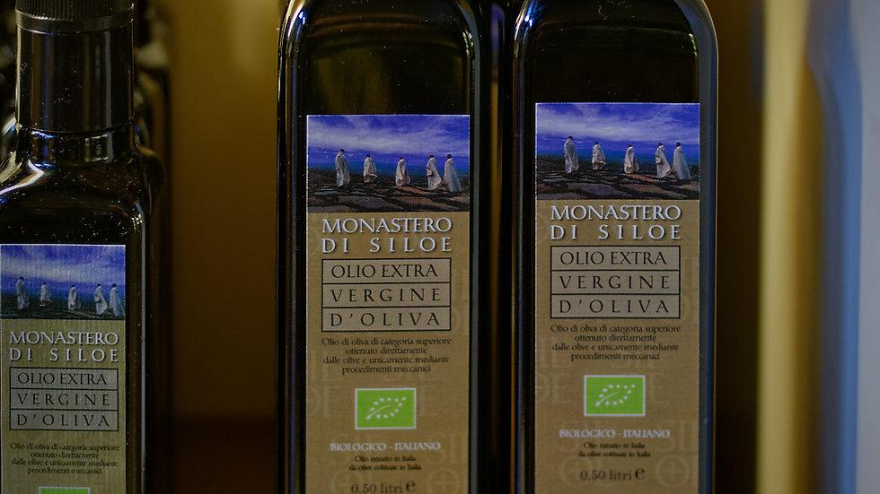 Olio d'oliva BIO (0,50l)
