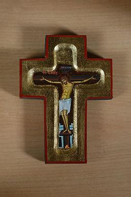 Croce icona (23 x 17cm)
