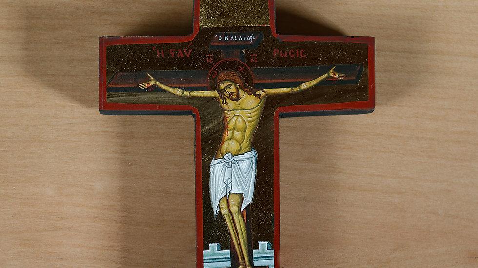 Croce icona (15,5 x 10,5cm)