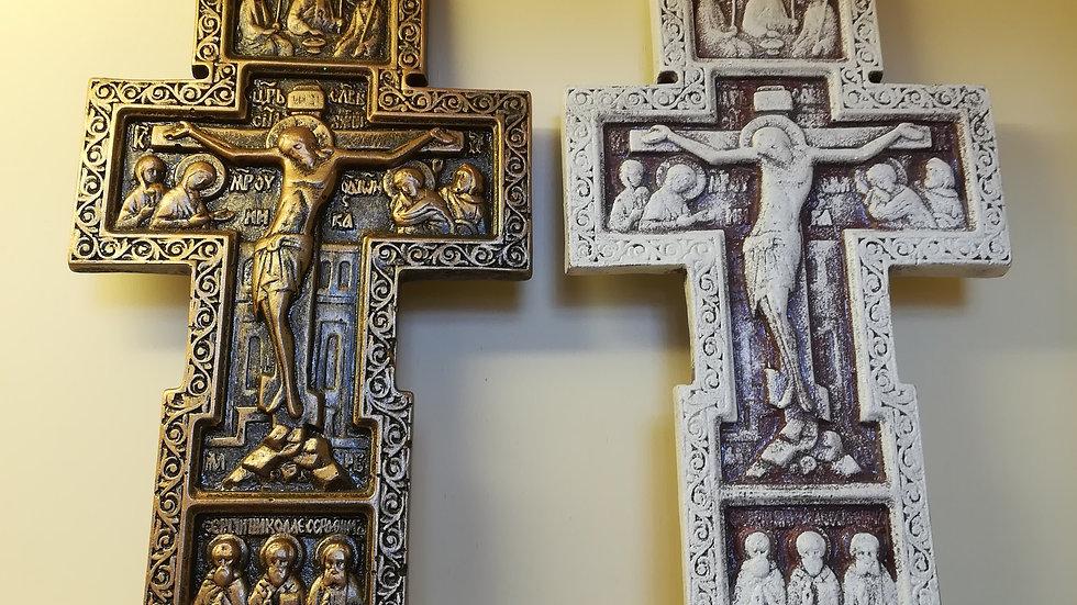 Croce (gesso) (19 x 10,5cm)