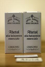 Abetol (olio balsamico essenziale)