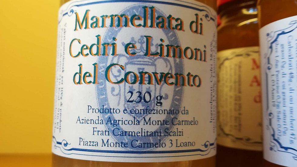 Marmellate di Loano (230gr)