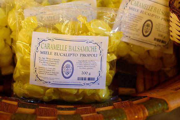 Caramelle Balsamiche Miele Eucalipto Propoli (200g)