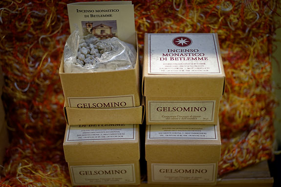 Incenso al Gelsomino