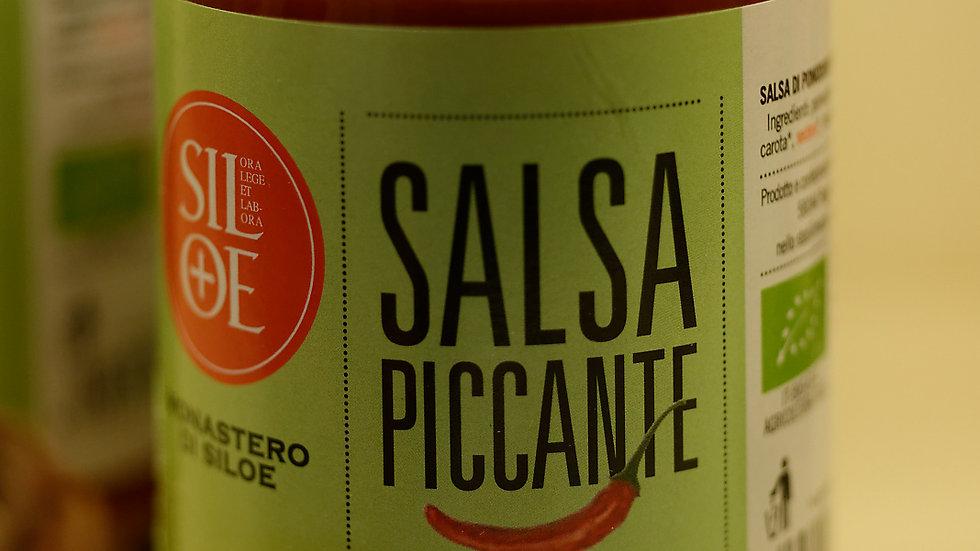 Salsa piccante BIO di pomodoro fresco (340g)
