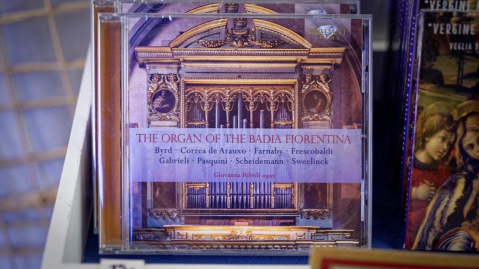 Cd The Organ Of The Badia Fiorentina