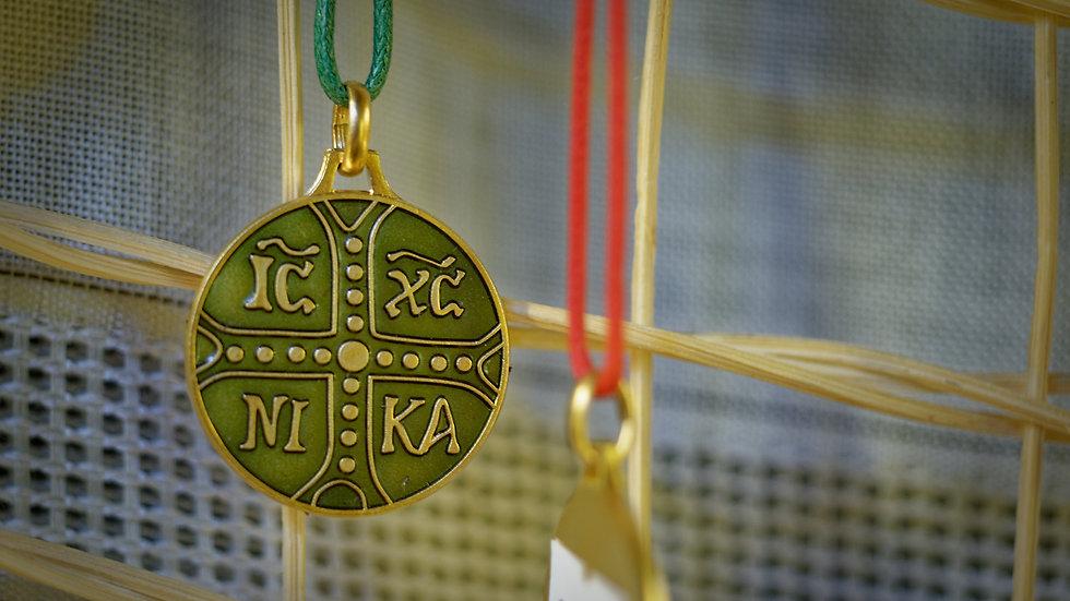 Medaglia Gesù Cristo Vincitore
