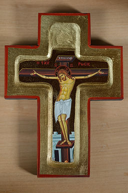 Croce icona (18 x 13cm)