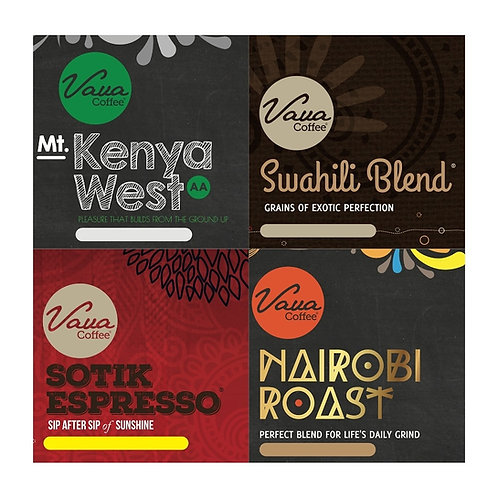 Vava Coffee Subscription (2 months)
