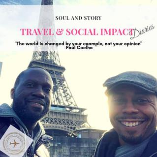 Travel and Social Impact Diaries: Chris Murphy