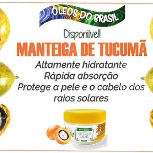 Tucuma Butter - 100 grams