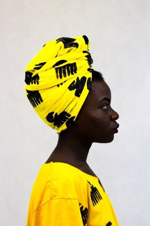 Adinkra  Collection: Turbans