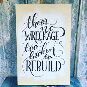 Wreckage Quote