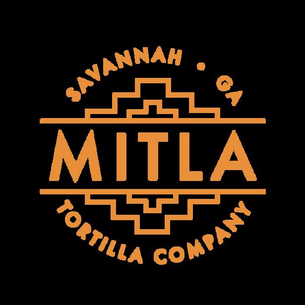 Mitla Tortilla Company Logo