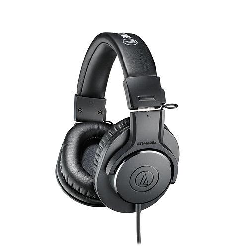 AUDIO-TECHNICA ATH-M20x Professional Monitor Headphones