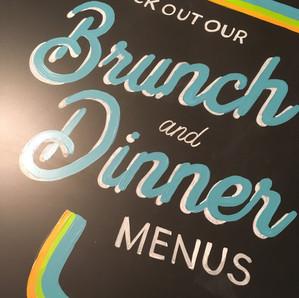 Brunch & Dinner Menus
