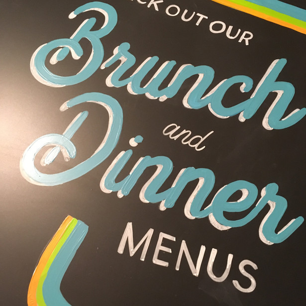 Brunch & Dinner Menus