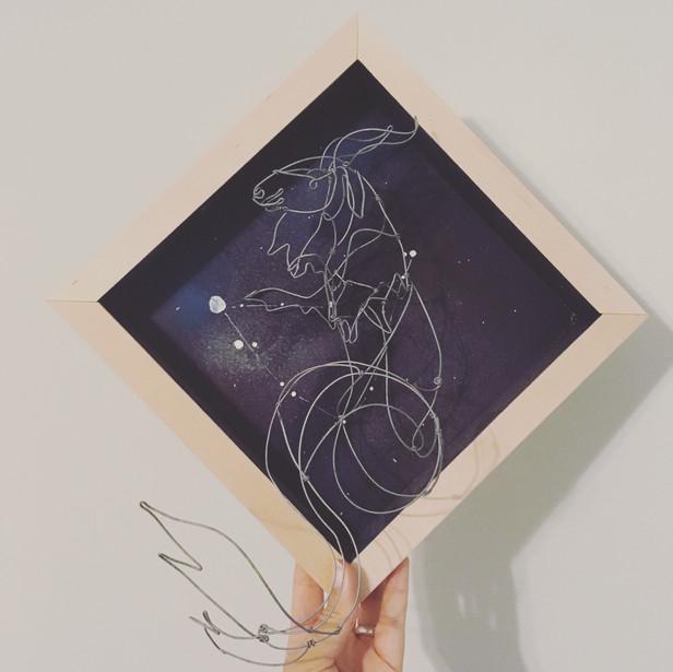 Wire Capricorn