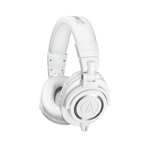 AUDIO-TECHNICA ATH-M50xWH WHITE