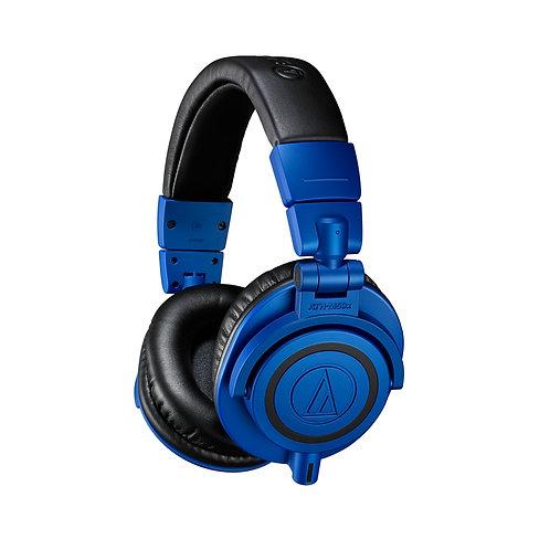AUDIO-TECHNICA ATH-M50xBB BLUE Limited edition