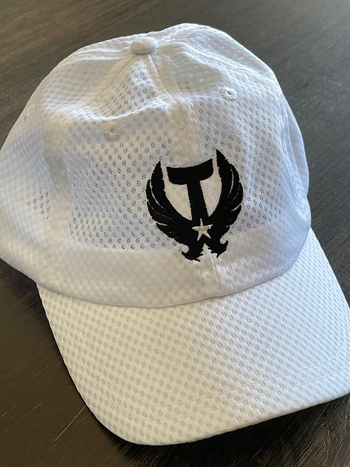 White Lightweight Cap