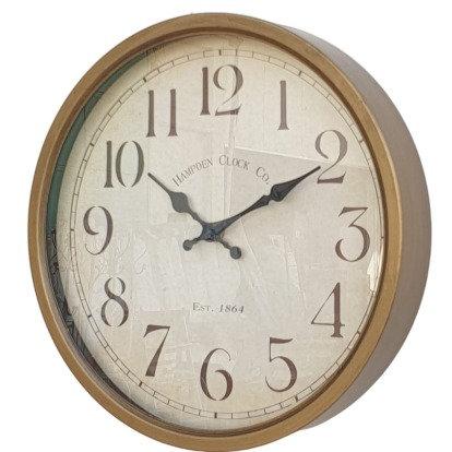 """שעון 35 ס""""מ"""