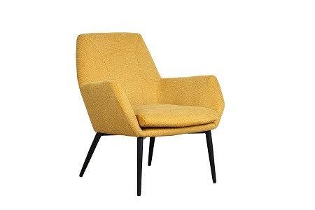 כורסא לסלון- כורסא טומי- ספות לסלון- כורסאות מעוצבות לסלון- כורסא צהובה