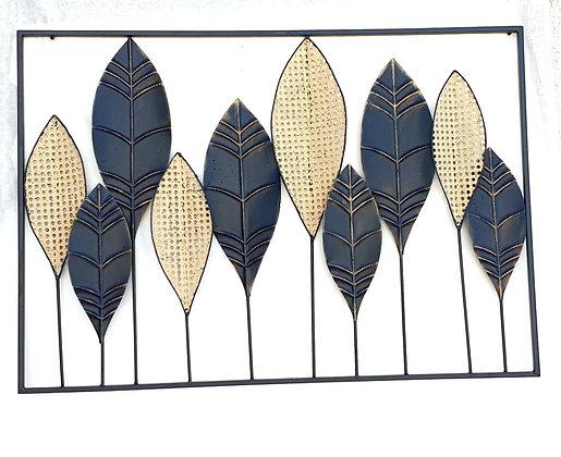 תמונת ברזל עצי ברוש תמונות לסלון לרכישה אונליין תמונות שחור וזהב
