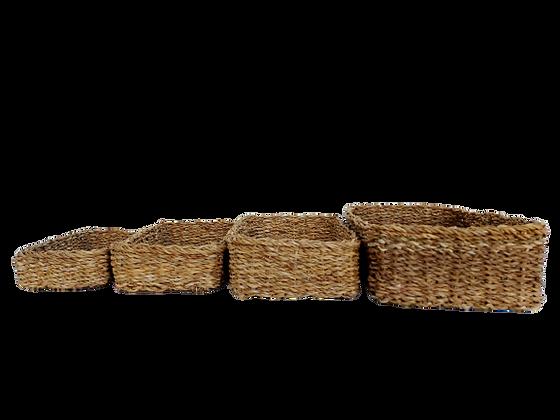 קופסאות קש מוצרי קש סלסלאות קש קטנות לרכישה אונליין