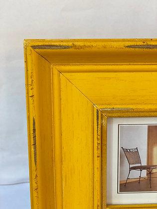 מסגרות לתמונות מסגרת מרובעת מסגרת חרדל ריהוט הבית אונליין
