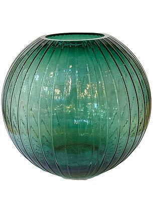 כדור ירוק שקוף