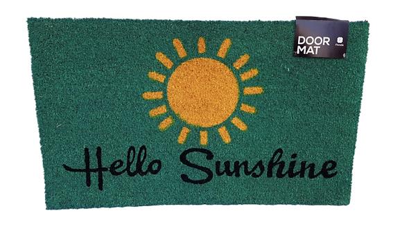 שטיחי כניסה מעוצבים שטיח כניסה שמש שטיח כניסה צבעוני לרכישה אונליין