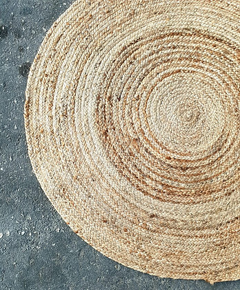 שטיח חבל עגול לרכישה אונליין