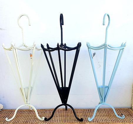 מתקן מטריות פרזול מתקן מטריות שחור מתקן מטריות תכלת מתקן מטריות לבן מתקן מטריות זהב